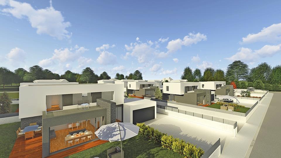 Se construirá seis nuevas viviendas en la calle Canto Cercado