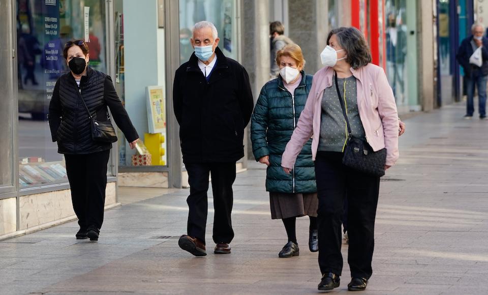 Cantabria suma un fallecido y más hospitalizados