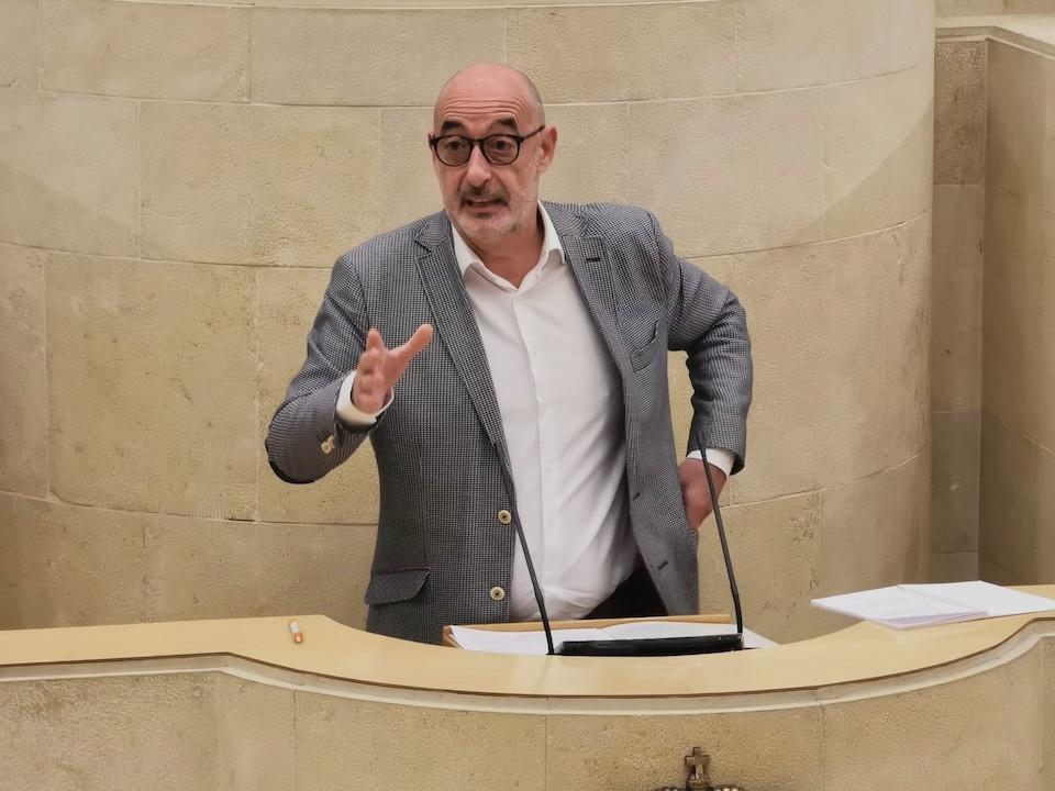 """Félix Álvarez cree que presentar una moción de censura es """"abrir la caja de Pandora"""""""