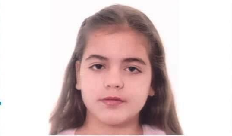 Menor desaparecida en Camargo
