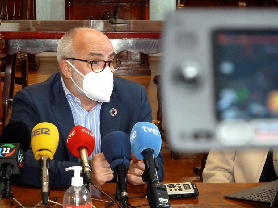 Rodríguez dice que no hay nada decidido sobre la segunda dosis de AstraZeneca