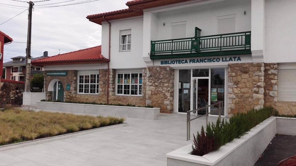 Piélagos mejora la accesibilidad a la Biblioteca y a la Oficina municipal de Liencres