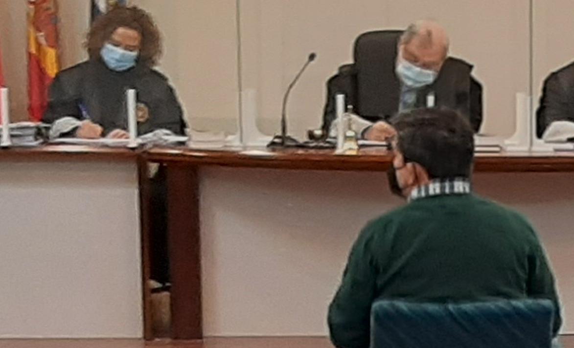 Cortina, condenado a nueve años de inhabilitación