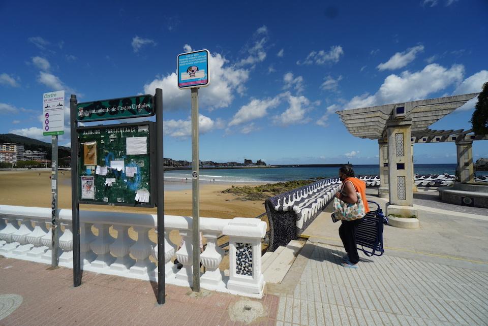 Diez municipios cántabros no podrá abrir el interior de la hostelería