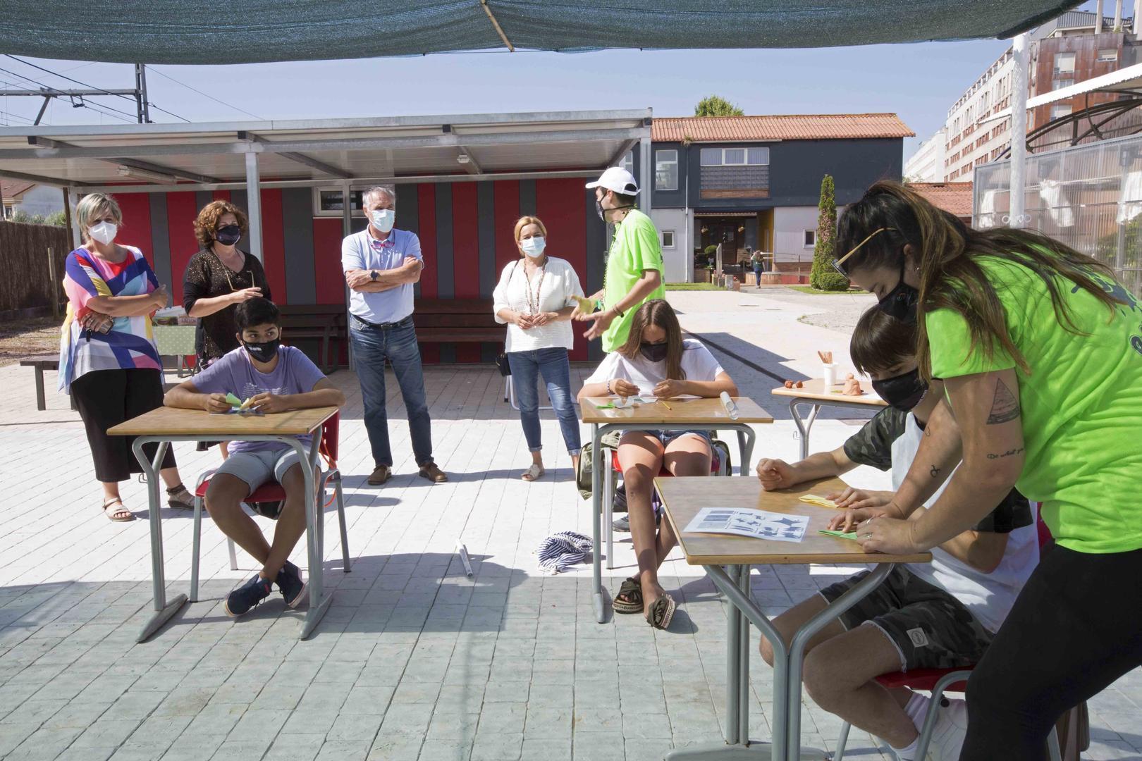 Camargo celebrará en julio y agosto actividades con inglés para niños de 10 a 14 años