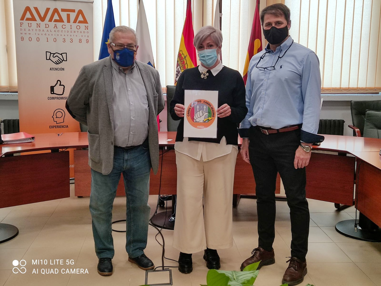 Polanco y Fundación AVATA promueven acciones de mejora de la seguridad vial en el municipio