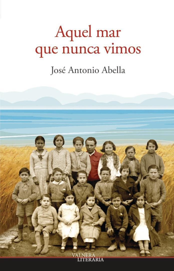Camargo presenta el libro 'Aquel mar que nunca vimos'