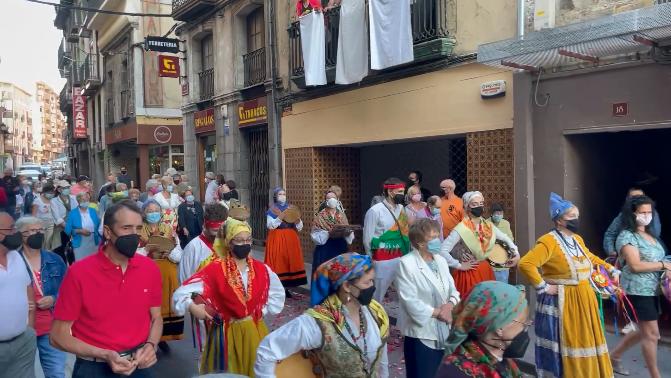 Laredo celebra la festividad de San Antonio de Padua