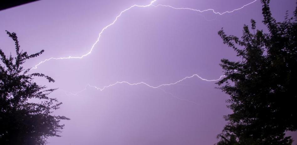 La AEMET prevé chubascos y tormentas acompañadas de granizo en Cantabria
