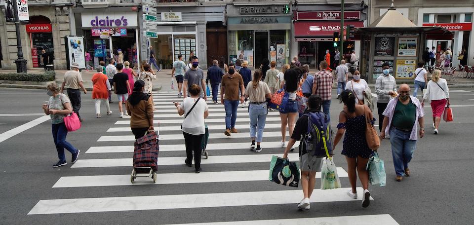 Suben nuevamente los hospitalizados pero baja la incidencia en Cantabria