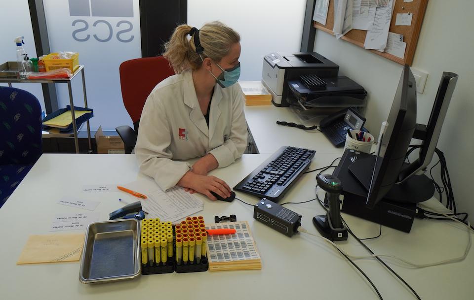 La vacunación continúa con el grupo de 40 a 49 años