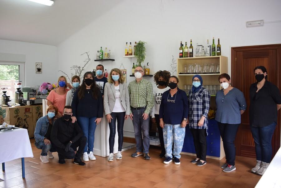 Alumnos del segundo taller de empleo de Piélagos sobre hostelería y turismo realizan prácticas en Cantur