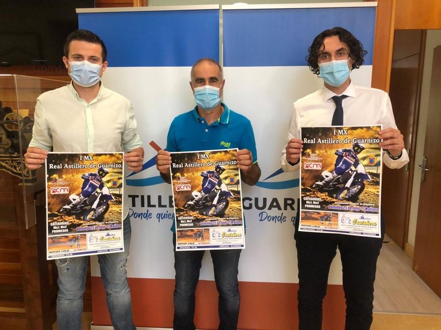 Guarnizo acoge el campeonato regional de motocross en las categorías Mx1, Mx2 y promesas