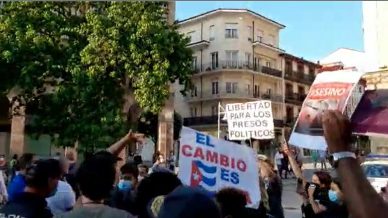 """Teijeiro: """"Devuelvan a los cubanos las libertades a las que tienen derecho"""""""