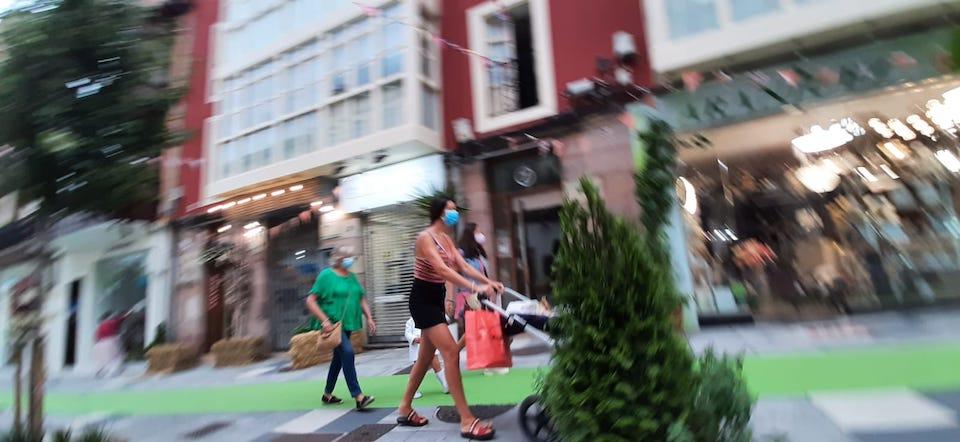 «El concurso de decoración de calles en Torrelavega genera alicientes»