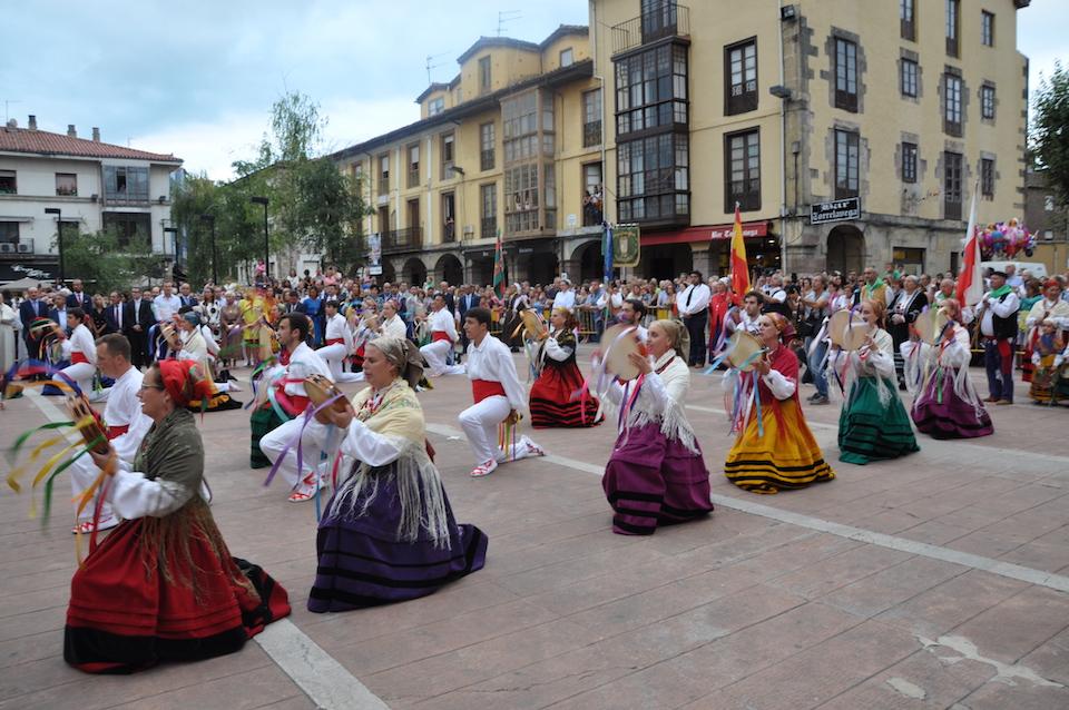 La Virgen Grande. Torrelavega anuncia las fiestas patronales