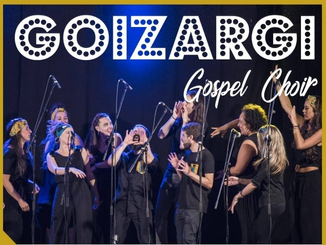 El Festival de Verano ofrecerá el sábado música del coro Goizargi Gospel Choir
