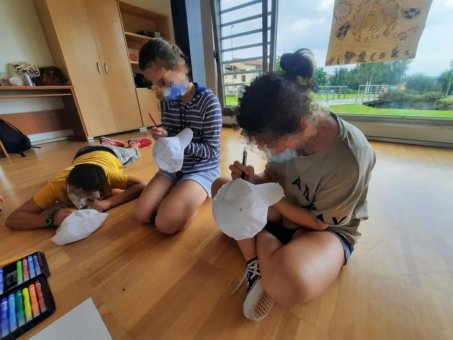 24 jóvenes de 11 y 14 años finalizan su competición en las 'Olimpiélagos' en Zurita