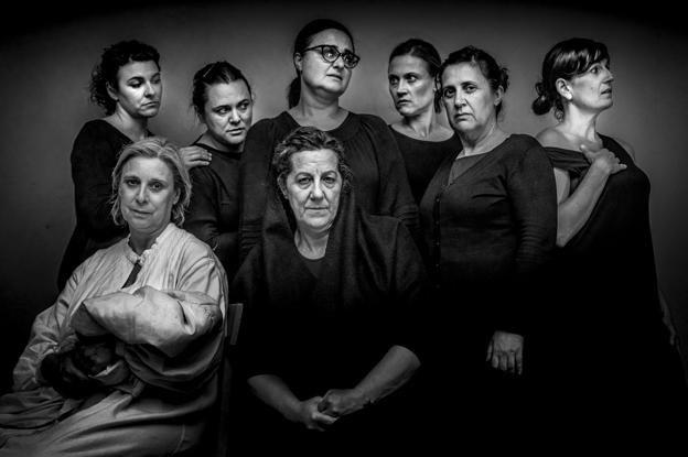 El Festival de Verano de Camargo acoge la obra teatral 'La casa de Bernarda Alba'