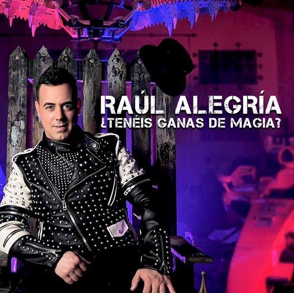El mago Raúl Alegría actúa este viernes en el Festival de Verano de Camargo