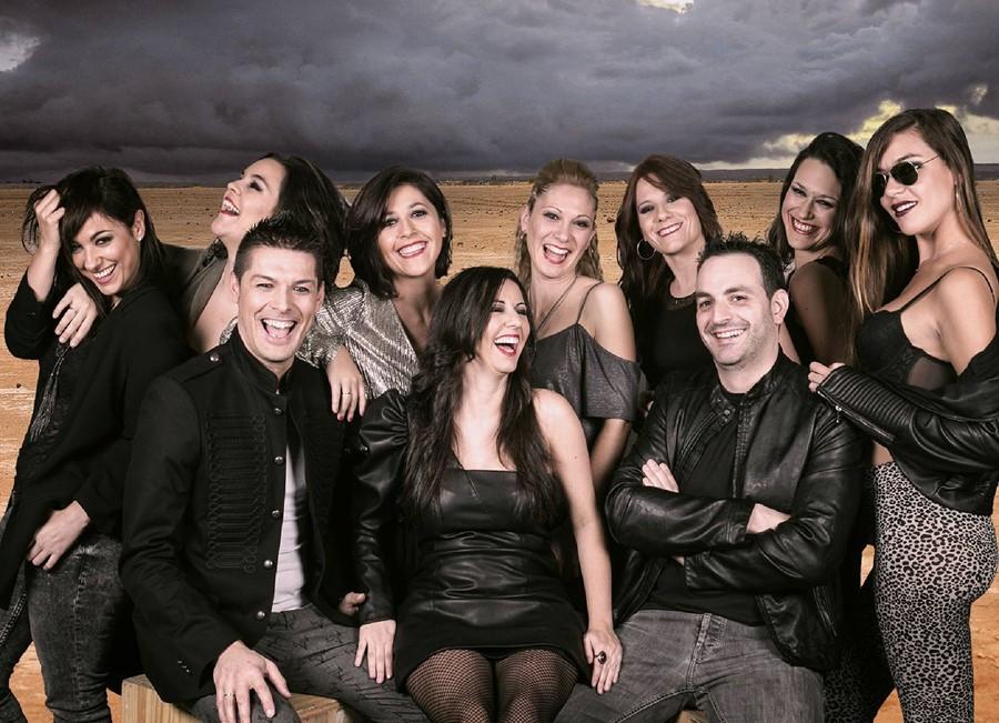 La fusión de rock de 'Octover' cierra el Festival de Verano de Camargo