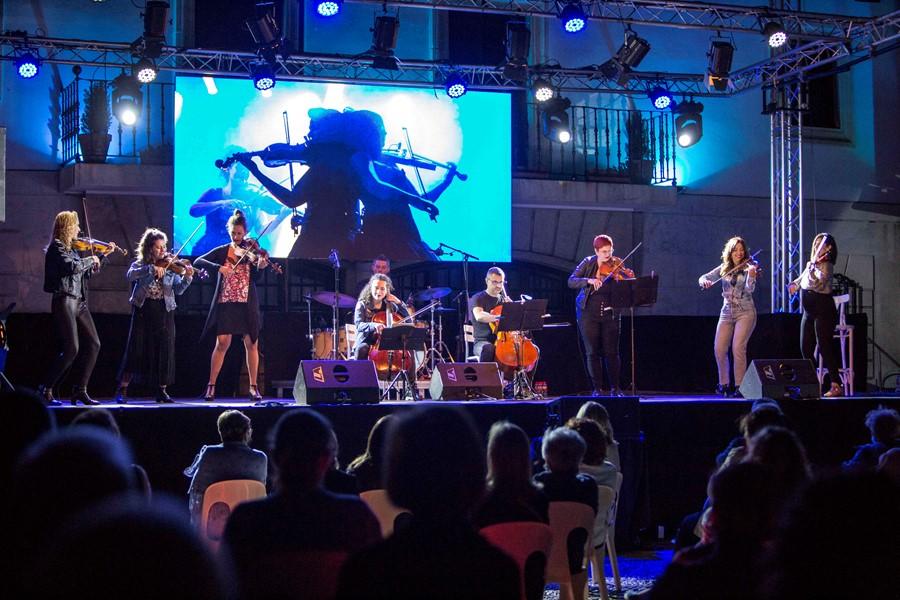 El Festival de Verano de Camargo congregó a más de 3.700 espectadores