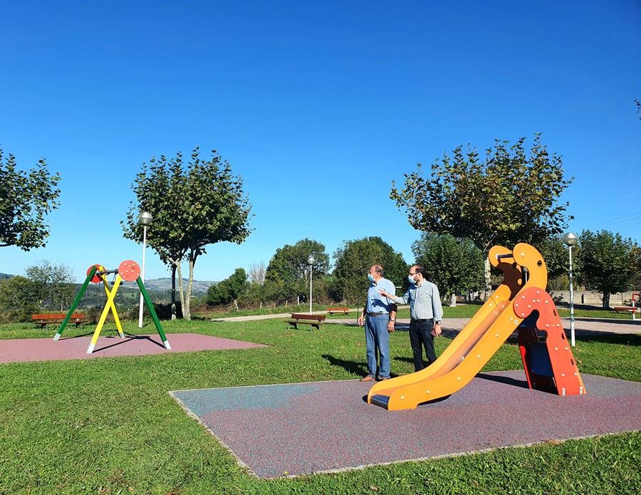 El Ayuntamiento arregla el parque Emilio Revuelta
